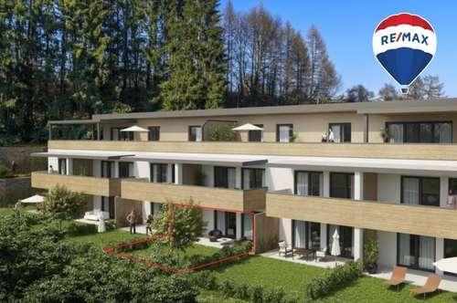 Hochwertige 3-Zi-NEUBAU-Gartenwohnung in Kufstein/Zell zu mieten