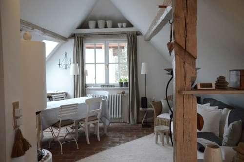 Gemütliche Dachgeschoss Wohnung im Herzen von Salzburg
