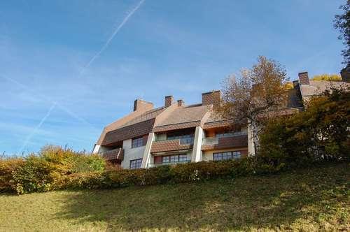 2680 Semmering: Schöne Mietwohnung - grosse Loggia -wunderbarer Fernblick - 360°Tour