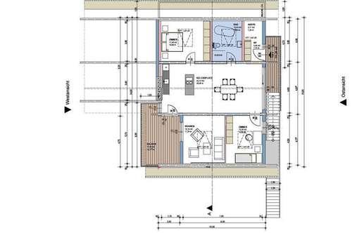 4 Zimmerwohnung in Grinzens 112qm