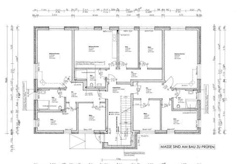 Fünf Moderne 3-Zimmer-Wohnung in Burgkirchen zur Miete