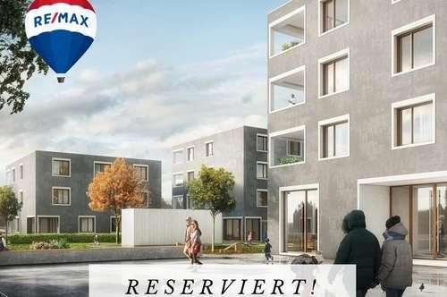 NEUBAU: Herrliche 3-Zimmer Dachgeschosswohnung in Bregenz