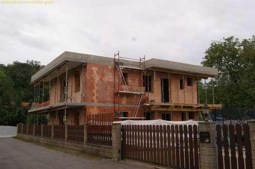Exklusive Erdgeschoßwohnung in Seiersberg in der Bauphase
