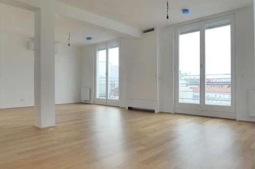 ERSTBEZUG!!! Luxus-Terrassen-Wohnung im City-Center auf Wunsch mit Garage