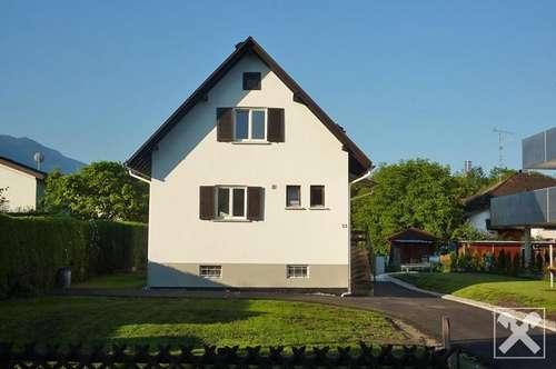 Einfamilienhaus in Dornbirn-Rohrbach