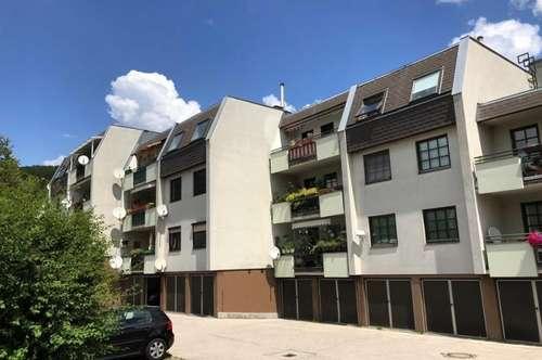 PIESTING – teilmöblierte Dachgeschoß-Mietwohnung in Zentrumsnähe