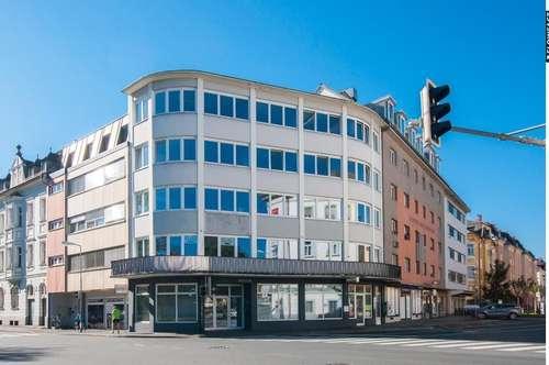 Bürogebäude in attraktiver Frequenzlage von Klagenfurt