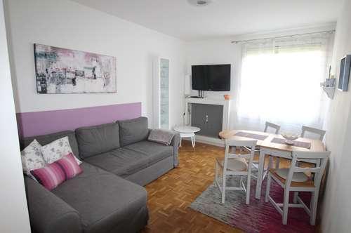 Möbilierte 2 Zimmer-Wohnung in Uni-Nähe!