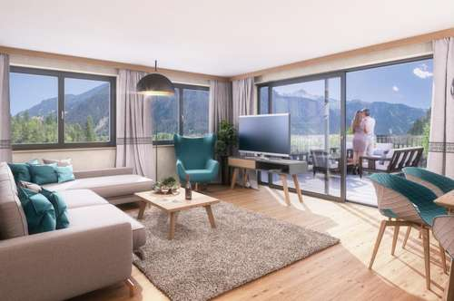 Luxus Immobilie am Hot Spot Mayrhofen mit Renditegarantie