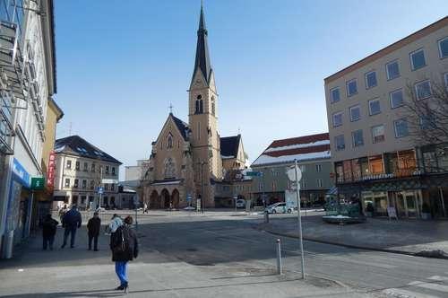 GESCHÄFTSFLÄCHE IM VILLACHER ZENTRUM - TOP RENDITE