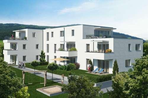 BAUSTART 10/2018 - INVESTMENT & EIGENBEDARF - ATTRAKTIVE(R) WOHN(T)RAUM - SONNEN/ RUHELAGE NAHE STADTZENTRUM - PROVISIONSFREI & WBF - BAUVORHABEN: Garten/ Terrassen/ Penthouse Wohnungen in Radstadt - Ski amadé