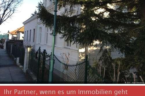 Gründerzeitvilla - renoviert - viel Platz zum wohnen und arbeiten