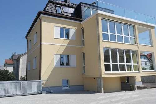 Zentrumsnahe luxuriös ausgestattete Penthouswohnung in Salzburg