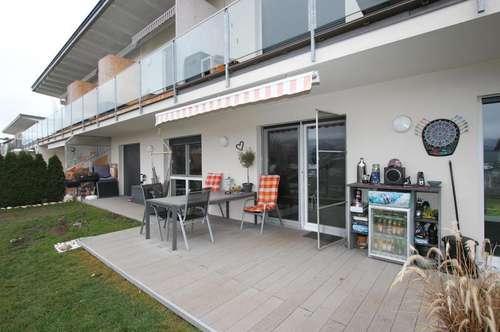 *** Seeblick-Gartenwohnung in Bestlage in Drobollach am Faaker See ***