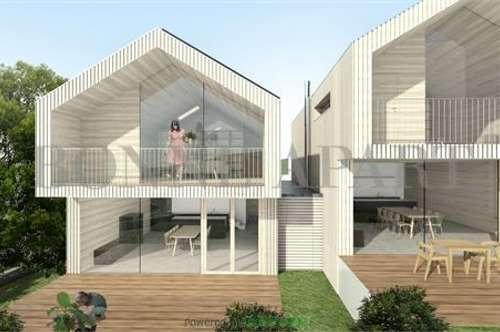 Sistrans: Wooden Homes - Qualitatives und ökologisches Wohnen