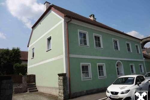Nettes Haus in Emmersdorf an der Donau - Hochwasserschutz in Betrieb! Besichtigungen ab 22.6.2018
