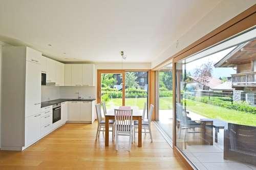 Hochwertig ausgestattete Gartenwohnung in sonniger Ausichtslage von Kitzbühel