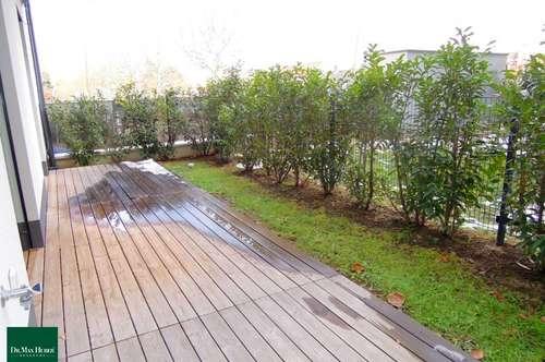 Top Mietwohnung mit Eigengärtchen/Terrasse