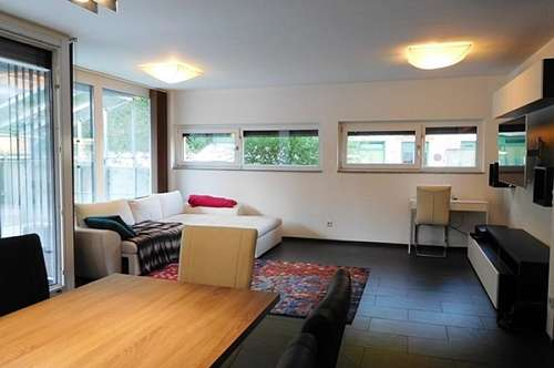 """""""City Living"""" Moderne 2,5 Terrassen Wohnung Salzburg"""