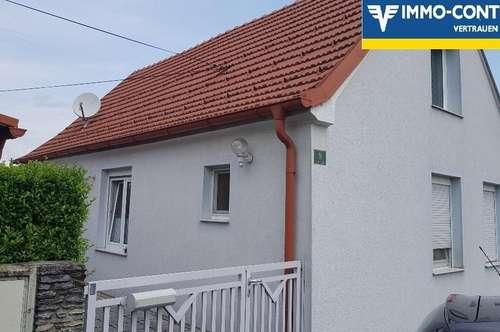Kleines Einfamilienhaus im Ortskern Rotenturm/Pinka mit Garten