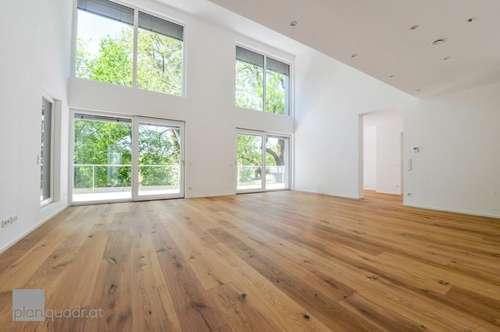 Bezugsbereit in Salzburg, Nonntal: Modernster Wohnkomfort mit Blick ins Grüne
