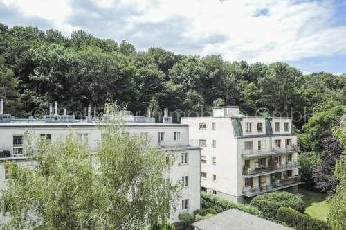 3686 - Balkonwohnung mit Grünblick