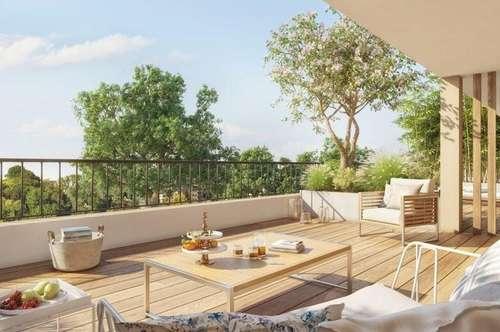 Top 11: 4 Zimmer Designer-Penthousewohnung nähe Shopping City Seiersberg wrs
