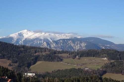 Preishit mit traumhaftem Schneebergblick