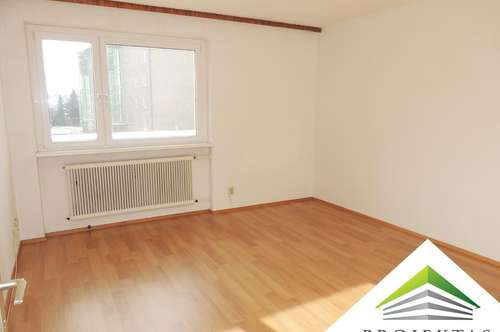 Ruhige 1 Zimmer Singlewohnung - Nähe Infra Center!