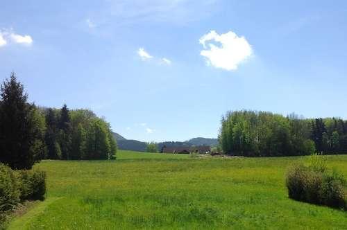 Großzügige Maisonettwohnung mit traumhaften Panoramerblick Nähe Wallersee