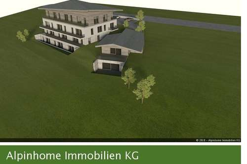 Traumhaftes Grundstück mit Projektierung! Wilder Kaiser-Blick inklusive!