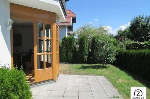Straßwalchen: 2-Zi.-Gartenwohnung - mit sep. Raum im Keller (für Büro, etc.)