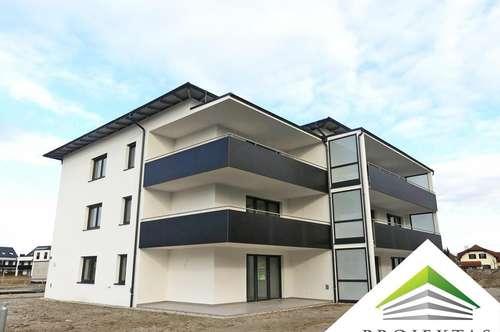 ERSTBEZUG! Neubau 4 Zimmer-Gartenwohnung in Eferding/Fraham für ANLEGER
