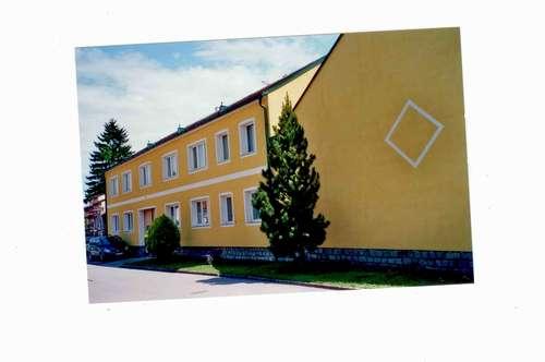 Vierkanthof mit Nebengebäuden