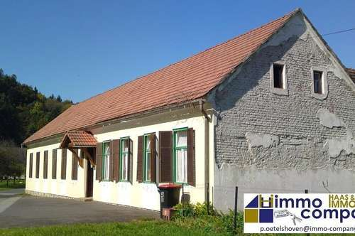 Ausgefallener Vierkanthof im Bezirk Jennersdorf wartet auf neuen Besitzer