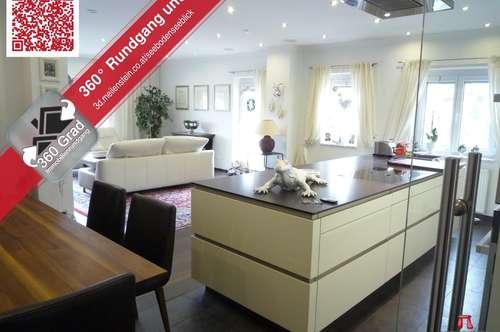 Wohntraum mit Seeblick  exlusive Ausstattung, 45m² Terrasse + Sonnenbalkon