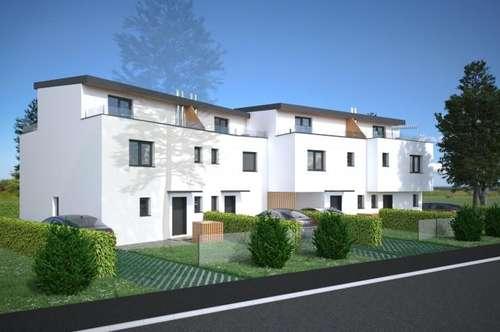 Familienorientiert Wohnen - 3 Ebenen mit Dachterrasse + idyllischer Eigengarten - Nähe U1 Oberlaa