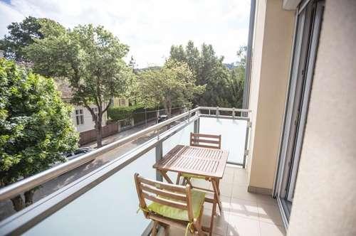 Ruhige, sonnige Wohnung in Grünruhelage