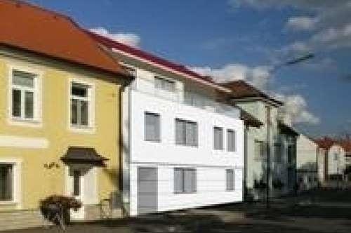 Daheim in Stronsdorf.