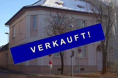 VERKAUFT - Stadthaus mit Potential