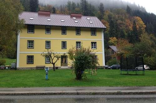Provisionsfreie möblierte 85m2 Wohnung um 410€inkl.BK in Großveitsch zu vermieten