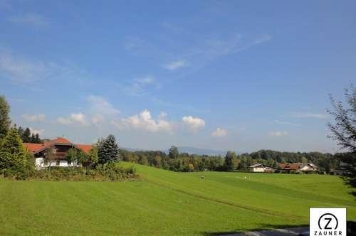 Ruhig und sonnig gelegene 2-Zi.-Wohnung mit TG in Hof bei Salzburg
