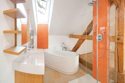 5700 Zell am See - exklusive Dachgeschosswohnung in renovierter VILLA direkt mit Seeblick ZU VERMIETEN