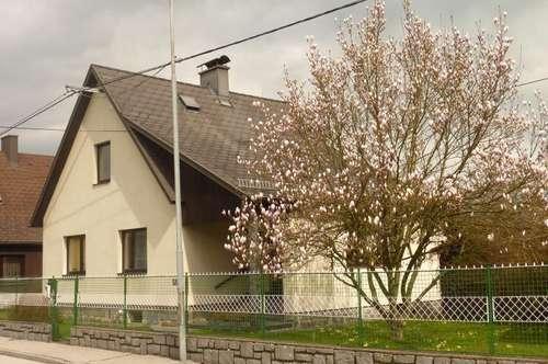 Einfamilienhaus in Schrems