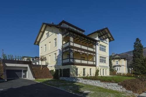 Exklusive 2-Zimmer-Wohnung mit großem Garten in Toplage
