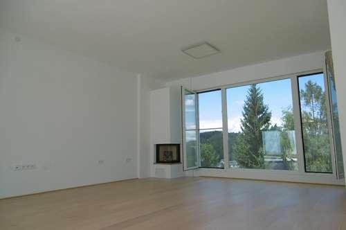 Exklusive 5-Zimmer-Penthouse-Wohnung mit 110 m² Dachterrasse in absoluter Grünruhelage