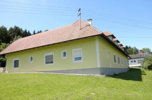 Sonnig gelegener Dreikanthof (220m²) in Neusiedl bei Güssing!