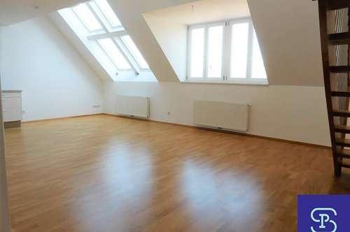 Neuwertige 100m² DG-Wohnung + 28m² Terrasse - 1030 Wien