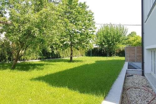 EG Erstbezug 5 Zimmer Gartenwohnung in Bisamberg