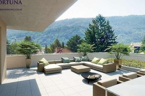 Traum-Dachterrassen-Wohnung +++ 4 Zi 95 m² / 80 m² Terrassenfläche +++ Zum Best-Preis